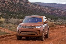 land rover discovery 5 2016 2017 land rover discovery first drive review automobile magazine