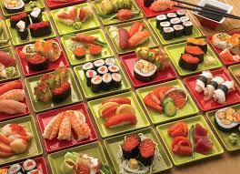 puzzle cuisine sushi sushi sushi 1000 puzzle by cobble hill