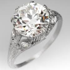 engagement rings diamond vintage engagement rings antique diamond rings eragem