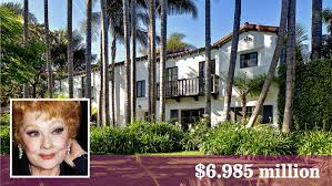 lucille ball s house time lucille ball home is for sale in beverly hills