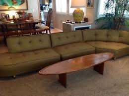 Sectional Table Mid Century Modern Sectional Ebay