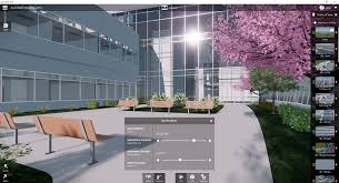 Home Design Realistic Games by Autodesk U0027s Live Turns Designs Into Video Game Like Experiences