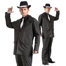 gangster halloween costumes for men classic gangster 1920 costume
