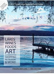 Comfort Keepers Ithaca Ny 2017 Finger Lakes Regional Travel Guide By Finger Lakes Tourism