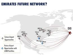 Atlanta Airport Concourse Map by Emirates Is Launching Flights To Orlando Where Should They Go Next