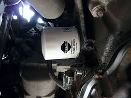 nissan almera gearbox oil micra k12 changing the engine oil and filter 160sr and 1 5 dci