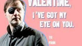 Walking Dead Valentines Day Meme - twd valentines card valentine gift ideas