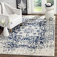 Navy Area Rug Safavieh Collection Mad603d And Navy
