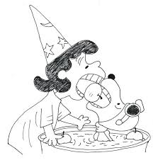 snoopy charlie brown coloring pages christmas free thanksgiving