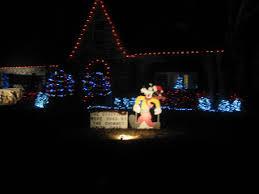 christmas lights in fort smith area razorback britt