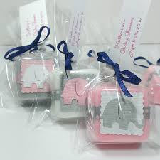 baby shower soap favors handmade mini elephant baby shower soap for