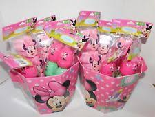 minnie mouse easter baskets disney minnie mouse easter basket filler 12 treat containers 6
