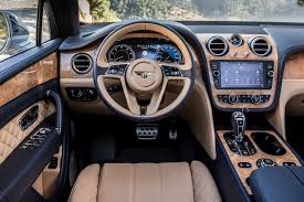 bentley cars inside bentley can u0027t make enough bentaygas to meet the demand