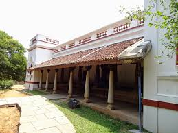 Kerala Home Pillar Design Dakshinachitra A Glimpse Of Traditional Homes From South India
