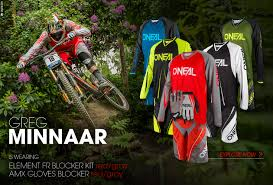 o u0027neal europe o u0027neal 2017 mtb collection