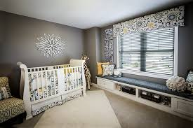 Yellow Gray Nursery Decor Gorgeous Gray Nursery Ideas