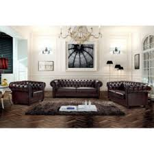Chesterfield Sofa Set China Luxury Italian Leather Vintage Chesterfield Sofa Set Ms 06