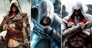 ranking every assassin u0027s creed game from worst to best