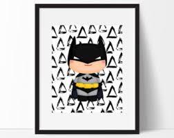 batman art etsy