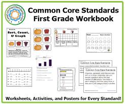 Commoncore Math Worksheets Grade Common Workbook