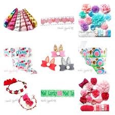 hairbow supplies hairbow supplies etc ribbon elastic flowers for hair accessories