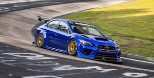 subaru nurburgring watch the subaru wrx sti type ra nbr special set a record at the