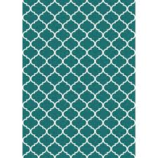 Green Trellis Rug Hampton Bay Rugs Flooring The Home Depot