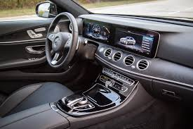 mercedes dashboard review 2017 mercedes benz e 300 4matic canadian auto review