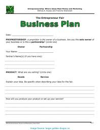 business plan format in word great business plan format word blank business plan template word