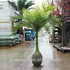 lxy081909 bottle shape cheap artificial trees ornamental palm tree
