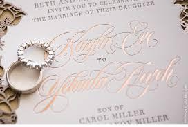 Engagement Invitation Cards Images Rose Gold Wedding Invitations Blueklip Com