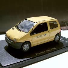renault twingo 1993 norev 1 43 renault twingo 1993 muse de la poste diecast model