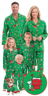 matching pajamas family pjs sleepwear