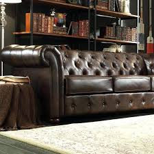 Chesterfield Tufted Leather Sofa Tufted Leather Chesterfield Sofa Pianotiles Info