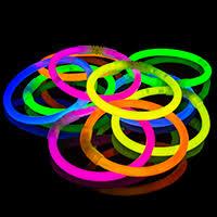 glow bracelets pack of 8 inch glow bracelets