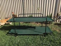 Bunk Beds Single Sport  Fitness Gumtree Australia Free Local - Oztrail bunk beds