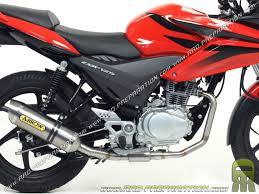 honda cbr 125cc pot exhaust arrow racing street thuder moto honda cbf 125cc 4t jpg