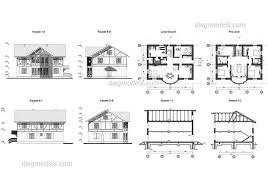 Chapel Floor Plans And Elevations Chapel Elevation Autocad Blocks Free Download Dwg File