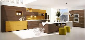 küche gelb gelbe küchen sonnenschein hereinlassen möbel kraft