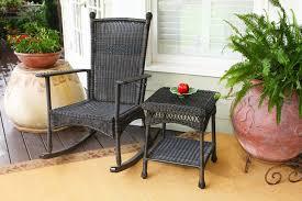 Amazoncom  Tortuga Outdoor Plantation Rocking Chair Set White - Plantation patio furniture