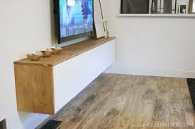 Credenza Tv Console 5 Diy Tv Stands That Hide Ugly Cable Boxes And Wires
