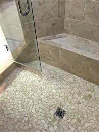 bathroom shower floor ideas bathroom shower floor tile ideas tile shower floor ideas shower