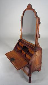 Bombe Secretary Desk by Igavel Auctions Miniature Bombe Secretary Bureau Dutch Circa