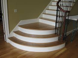 Stairs With Laminate Flooring Westhartford Stairsandcabinets