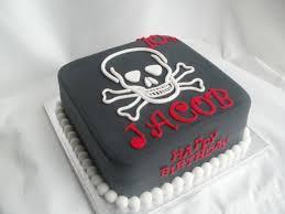 skull birthday cake black skull bones birthday cake cakes