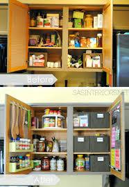 kitchen cabinet door storage racks kitchen cabinets best way to organize kitchen cabinets