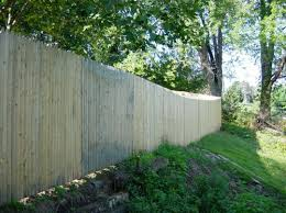Types Of Backyard Fencing Types Of Fences U0026 Fence Styles Frederick Fence Company