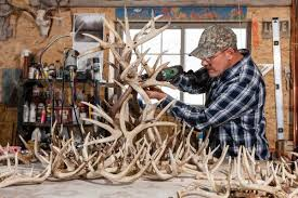 Antler Chandelier Kit Antler Chandelier Kit Supplies And To Create Your Own