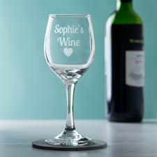 Godmother Wine Glass Personalised Wine Glasses Notonthehighstreet Com