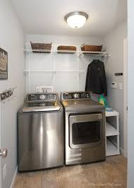 Laundry Room Pictures To Hang - 52 best uncluttered laundry rooms images on pinterest laundry